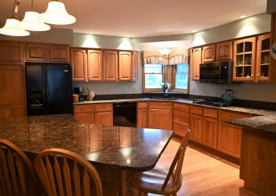 Kitchen Cambria countertop replacement in Hampshire
